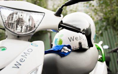WeMo Scooter 營運人員的一天