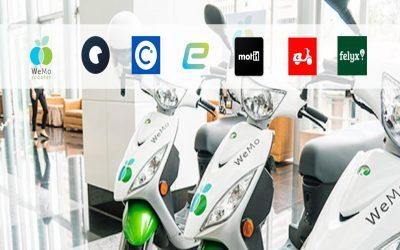 用戶分享 WeMo Scooter- 電動機車中的 oBike