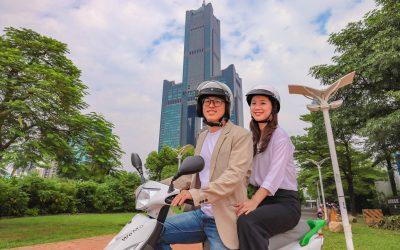 共享機車 WeMo Scooter 4/21高雄拓展苓雅區 連續1.5個月優惠車大規模上線