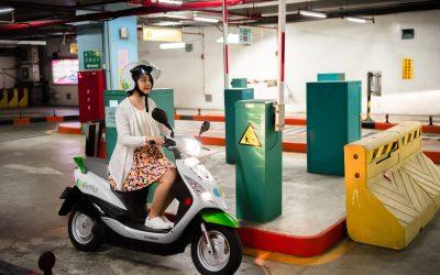 WeMo Scooter攜手三大停車場業者 下半年大台北進軍1,000個停車位 直達目的地 智慧停車不煩惱 7月再增重要交通樞紐核心停車場域