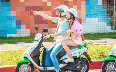 搶進暑假機車考照潮  智慧出行服務 WeMo Scooter 補助百元騎乘金 推廣安心安全教育 新手駕駛照過來 參加機車安駕訓練再抽無限騎優惠券