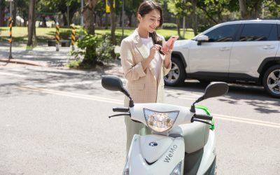 【新聞稿】二輪首度結合四輪 WeMo Scooter 攜手格上租車、統聯客運 擴大交通轉乘計畫