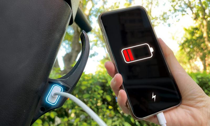 車用 USB 充電孔