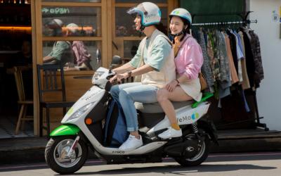 【考駕照】 WeMo Scooter  2021 新手駕駛照過來